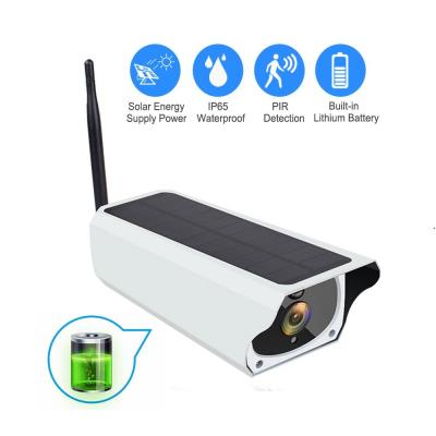 Cameră Wifi solară, impermeabilă, fără cabluri, Solar PRO Full HD 2 MP 1080p [4]