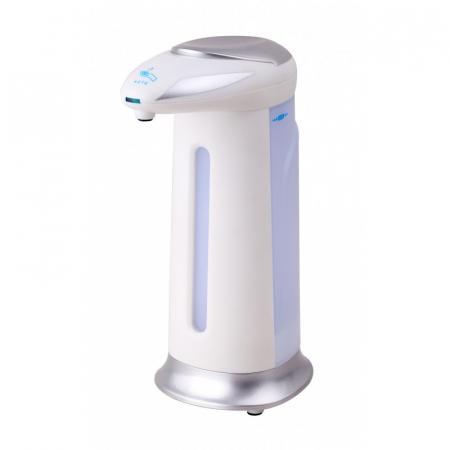 Dozator pentru sapun lichid sau gel dezinfectant, cu senzor, 400 ml, Victronic [1]
