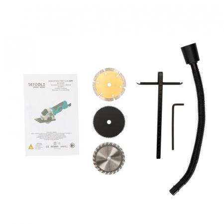 Fierastrau circular electric 480W 85mm [5]