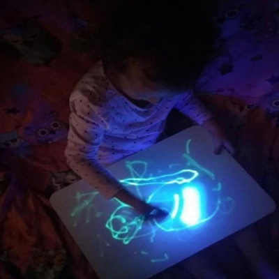 GlowPad - Panou cu scris luminos [4]