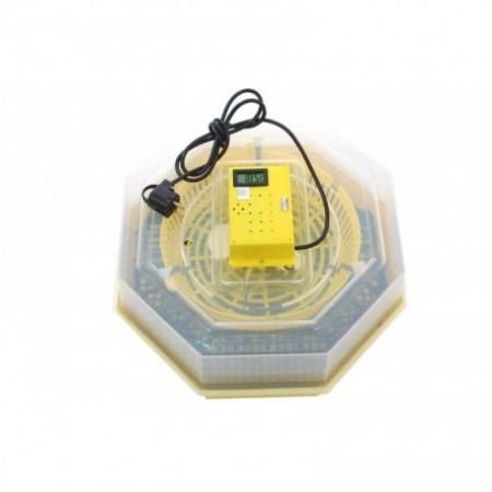 Incubator electric pentru oua, Cleo 5DT, cu dispozitiv intoarcere, termometru, 36 oua [0]