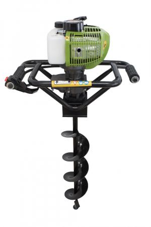 Motoburghiu Procraft 2.5CP, 150x800mm burghiu inclus [1]