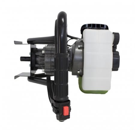 Motoburghiu Procraft 2.5CP, 150x800mm burghiu inclus [4]