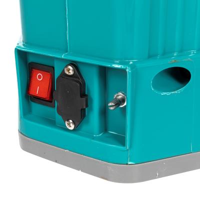 Pompa stropit electrica Pandora 16 Litri, 5 Bar,  + regulator presiune, vermorel cu baterie acumulator [4]