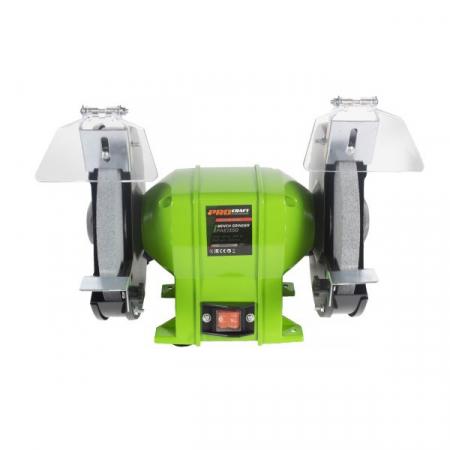 Procraft Industrial PAE 1350, polizor de banc, 200 mm, 1350 W, 2950 rpm [2]