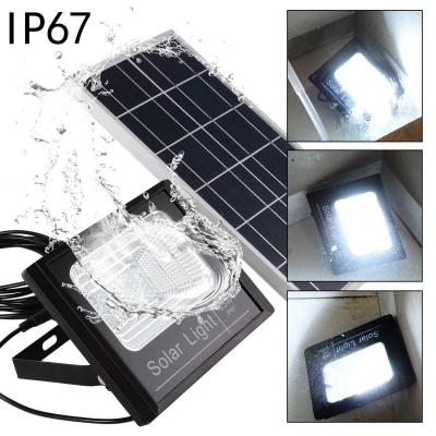 Proiector 25w, LED SMD, Panou Solar si Telecomanda cu functii multiple [0]
