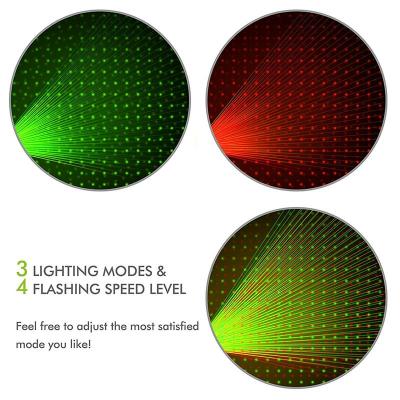 Proiector de exterior cu laser colorat si jocuri de lumini [1]