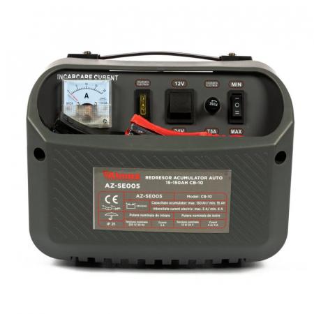 Redresor acumulator auto 30-150Ah CB-10 AZ-SE005 [2]