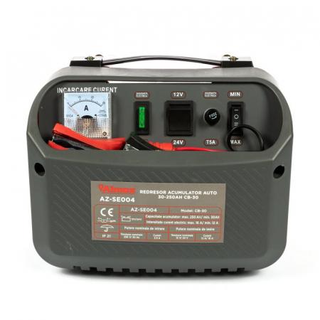 Redresor acumulator auto 30-250Ah CB-30 AZ-SE004 [2]