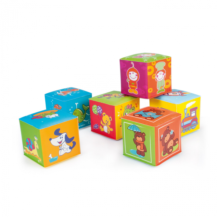 Set cuburi educative, 6 buc [2]