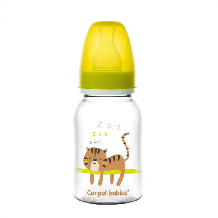 """Biberon """"Africa"""", polipropilena, 120 ml, 0 luni + 0"""