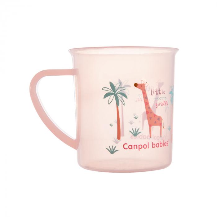 "Canita ""Africa"", Canpol babies®, fara BPA, 170 ml [1]"