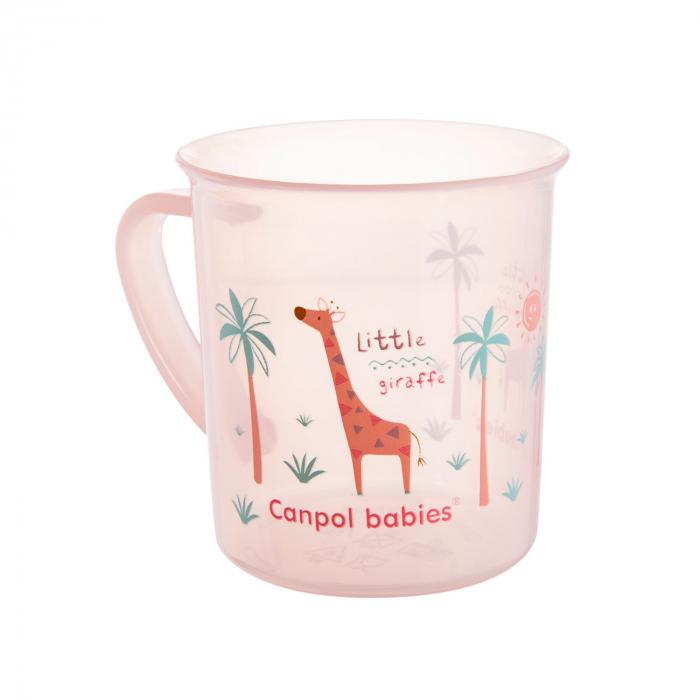 "Canita ""Africa"", Canpol babies®, fara BPA, 170 ml [0]"
