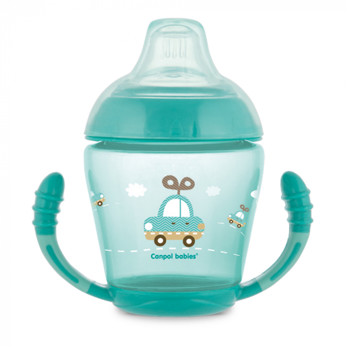 Canita anti-varsare, Canpol babies®, 230 ml, turcoaz [0]