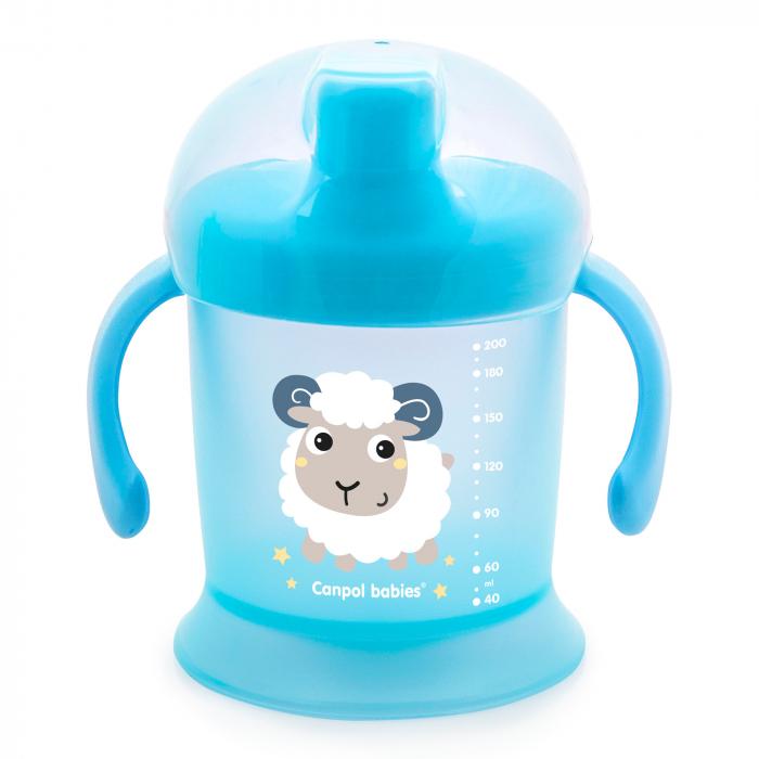 "Canita anti-varsare Haberman ""Bunny & Company"", Canpol babies®, 200 ml, oita [0]"