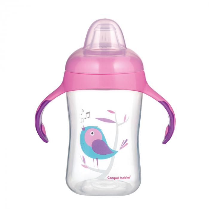 "Canita antrenament ""Birds"", Canpol babies®, 300 ml [0]"