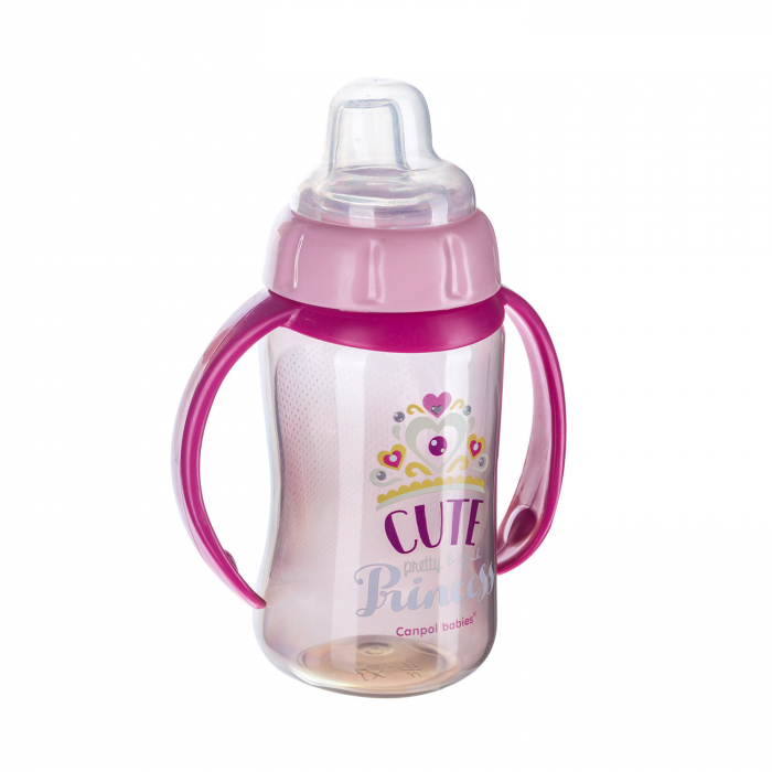 "Canita antrenament ""Future Daydreams"", Canpol babies®, 320 ml, bleu [11]"