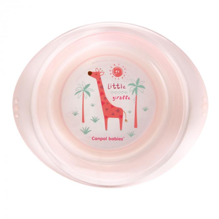 "Castron ""Africa"", Canpol babies®, 320 ml, fara BPA [0]"