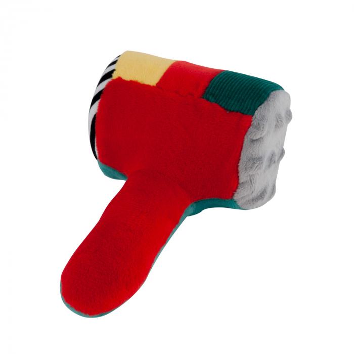 Ciocan din plus, Canpol babies®, clopotel, multicolor 0