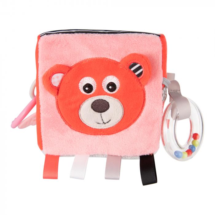 "Cub senzorial din plus ""Bears"", 0 luni + 2"