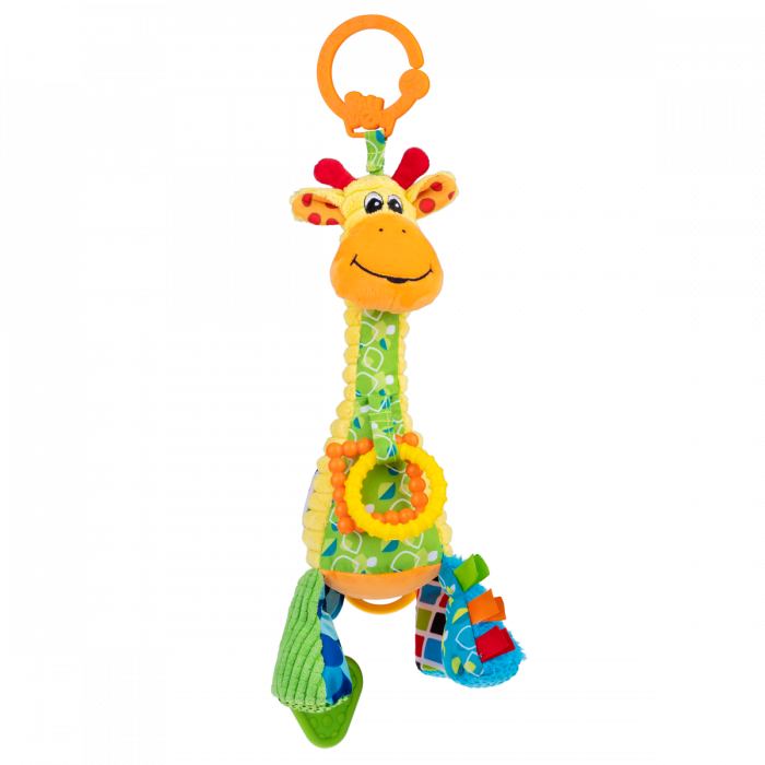 Girafa Gina, 0 luni + 0