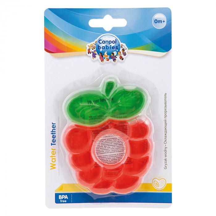 "Inel gingival ""Fructe"", Canpol babies®, fara BPA [1]"