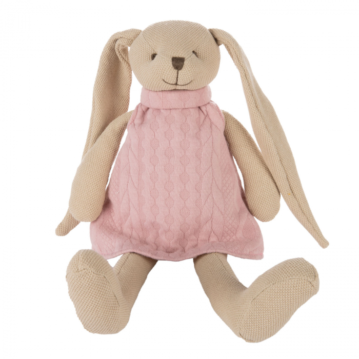 "Jucarie din bumbac ""Bunny"", 0 luni + [3]"