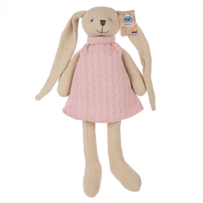 "Jucarie din bumbac ""Bunny"", 0 luni + [4]"