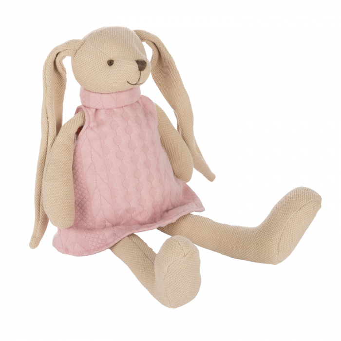 "Jucarie din bumbac ""Bunny"", 0 luni + [2]"