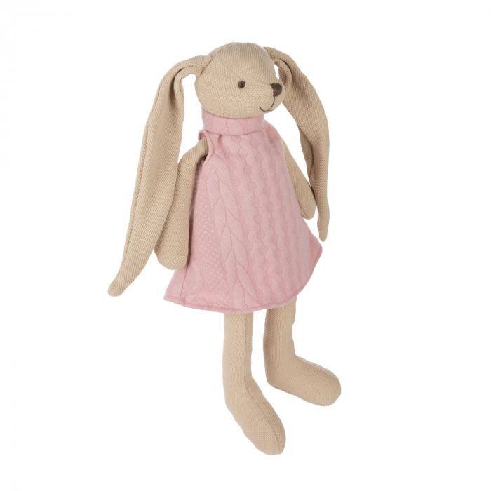 "Jucarie din bumbac ""Bunny"", 0 luni + [0]"