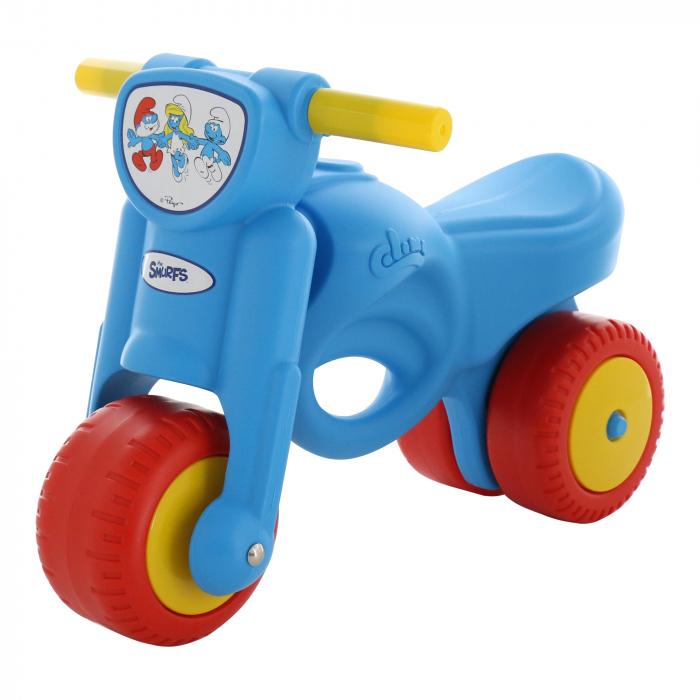 """Motocicleta """"Strumpfii"""", Polesie®, multicolor 0"""