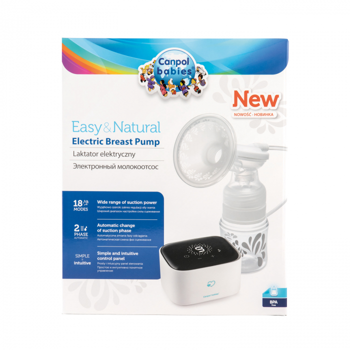 "Pompa electrica de san ""Easy & Natural"" 3"