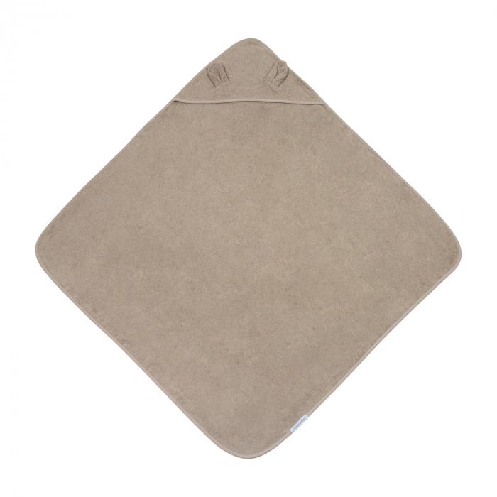 Prosop cu gluga 100% bumbac, 100 × 100 cm 2