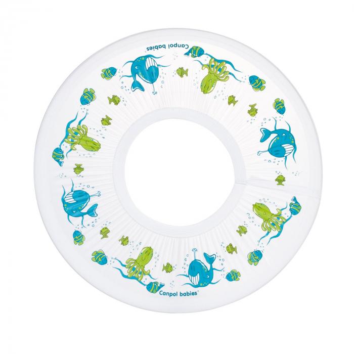 Protectie cap (pentru baie), Canpol babies®, fara BPA, multicolor 0