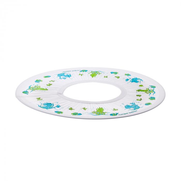 Protectie cap (pentru baie), Canpol babies®, fara BPA, multicolor 1