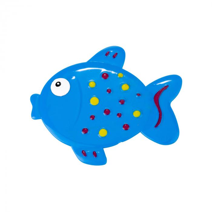 """Set 5 mini covoraşe de baie """"Oceanul colorat"""" 1"""