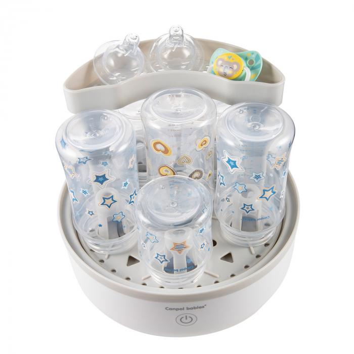 Sterilizator electric cu aburi, Canpol babies® 3