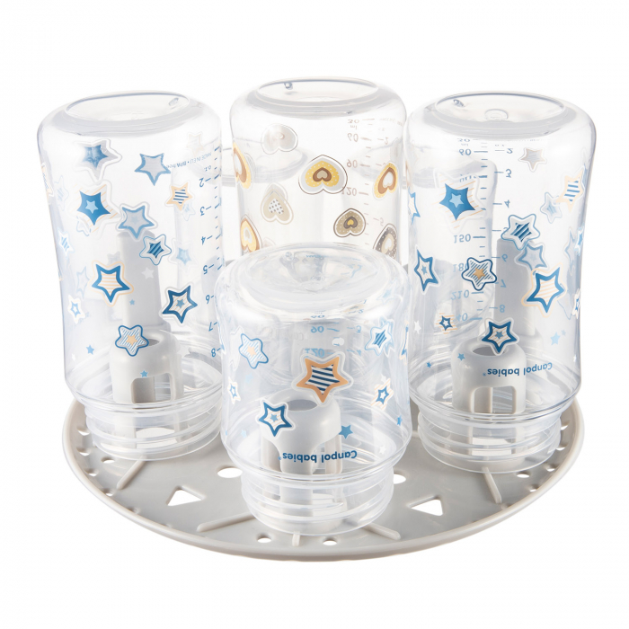 Sterilizator electric cu aburi, Canpol babies® 4