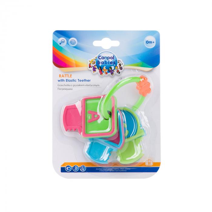 """Sunatoare cu jucarie pentru dentitie """"Keys"""" [2]"""