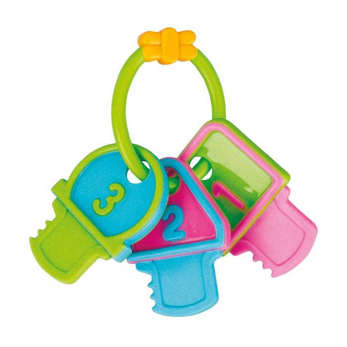 """Sunatoare cu jucarie pentru dentitie """"Keys"""" [0]"""