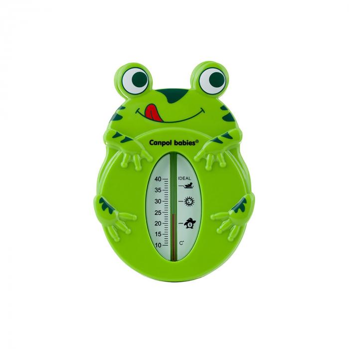 "Termometru de baie ""Broscuta"", fara BPA 0"