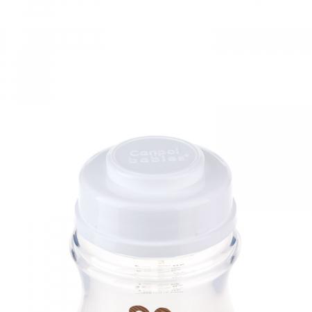 "Biberon anticolici gat larg ""Easy Start Toys"", Canpol babies®, polipropilena, 120 ml [3]"