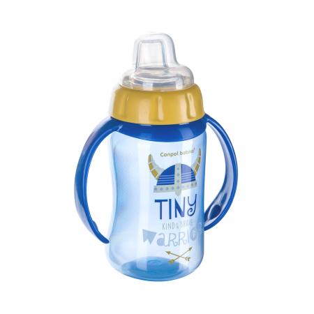 "Canita antrenament ""Future Daydreams"", Canpol babies®, 320 ml, bleu [1]"