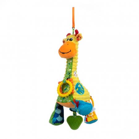 Girafa Gina, 0 luni +1