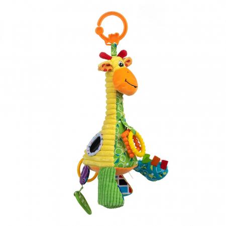 Girafa Gina, 0 luni +4