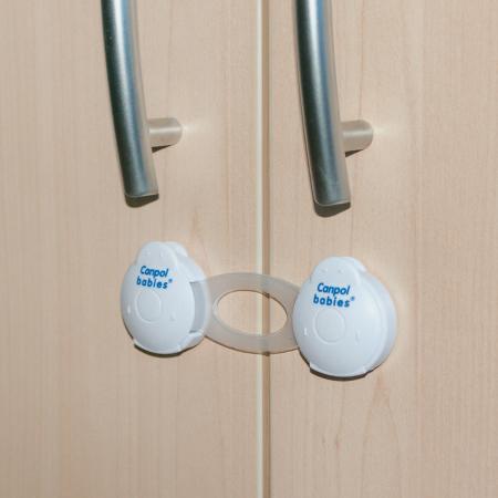 Incuietoare de siguranta pentru mobilier, varianta scurta. 2 bucati [1]
