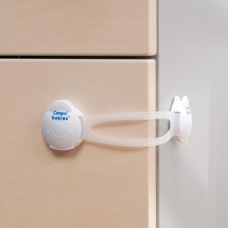 Incuietoare de siguranta pentru mobilier, varianta lunga, 2 bucati [2]