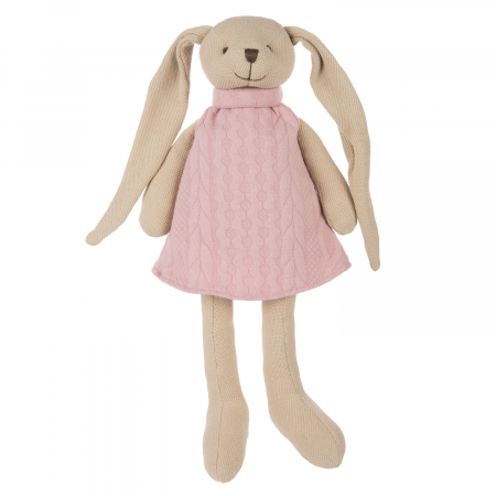 "Jucarie din bumbac ""Bunny"", 0 luni + [1]"