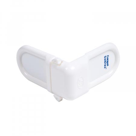 Încuietoare de siguranță pentru sertare, alb [0]