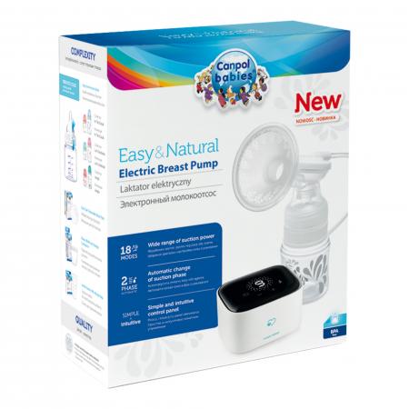 "Pompa electrica de san ""Easy & Natural"" [1]"